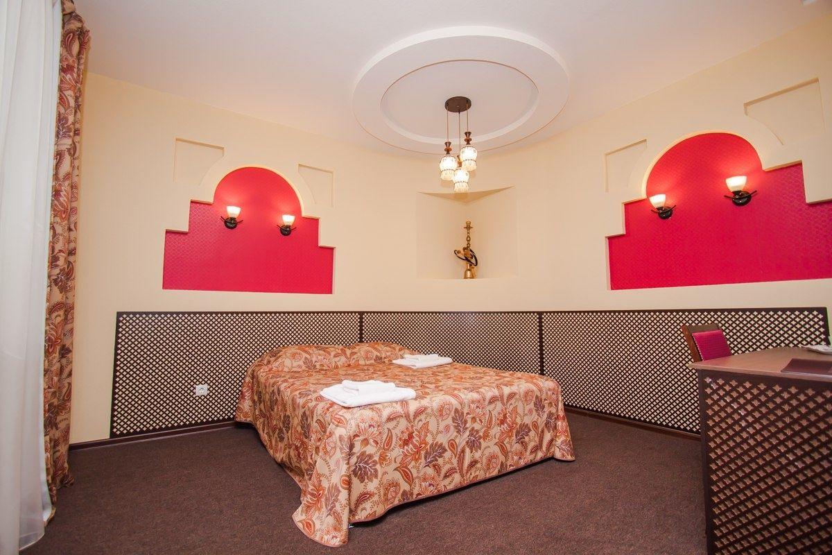 Парк-отель «Юность» Челябинская область 1-комнатный номер, фото 11