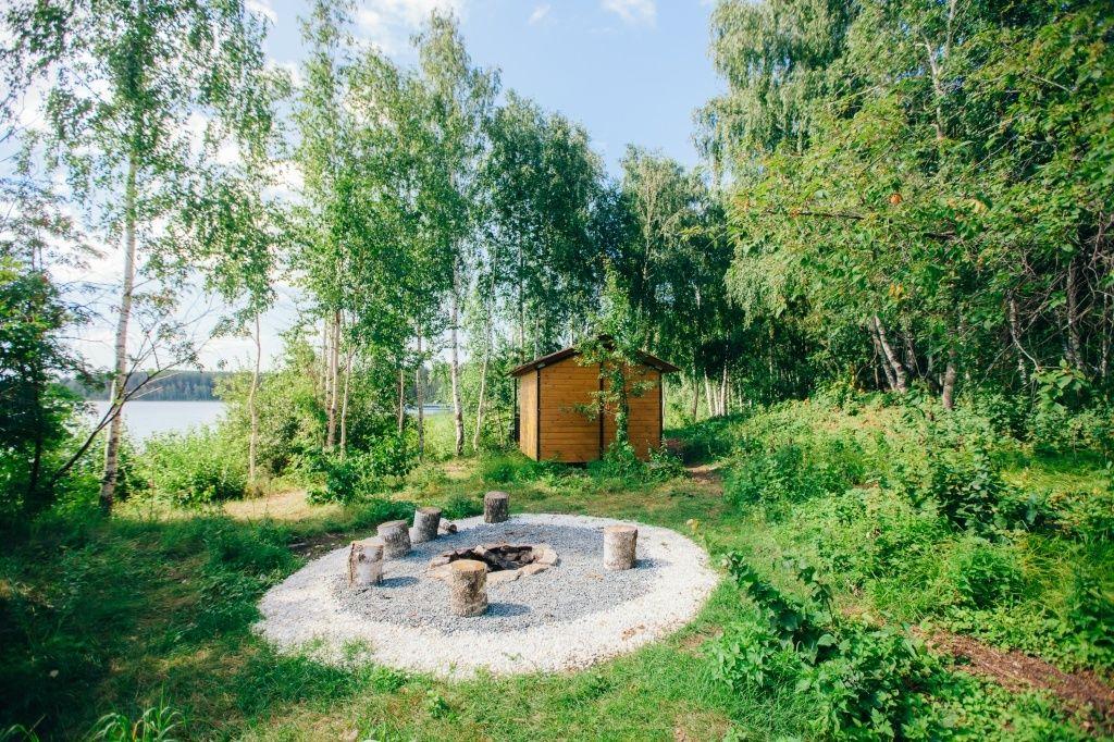 Парк-отель «Юность» Челябинская область Домик для пикника, фото 6