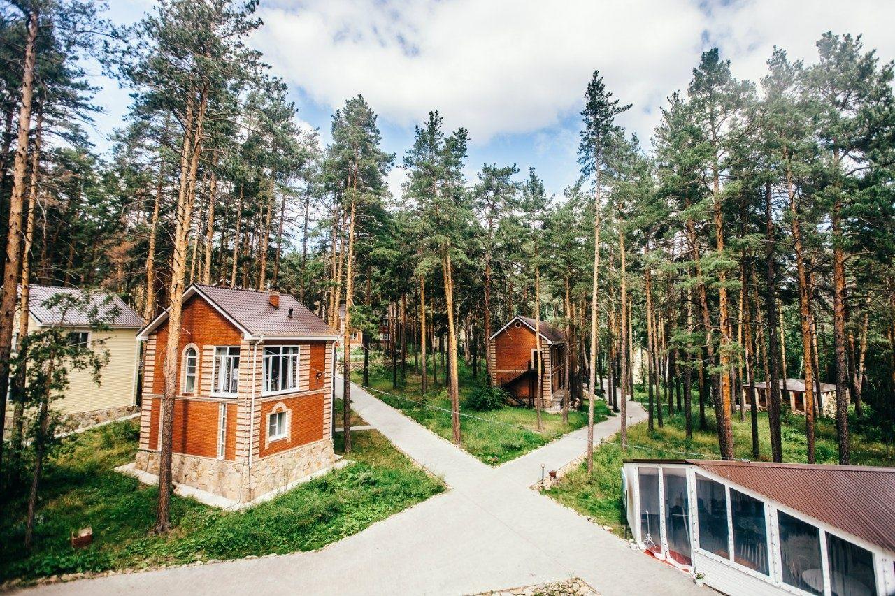 Парк-отель «Юность» Челябинская область, фото 16