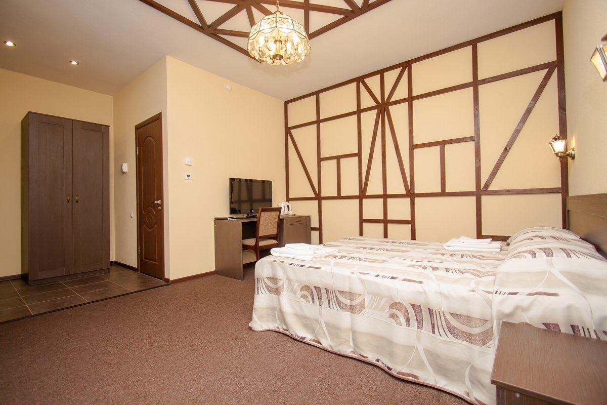 Парк-отель «Юность» Челябинская область 1-комнатный номер, фото 10