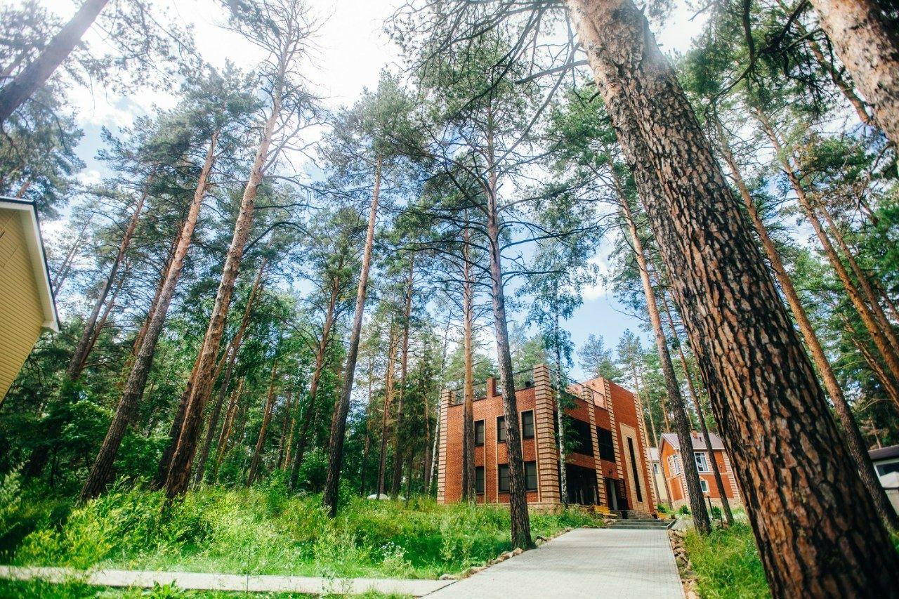 Парк-отель «Юность» Челябинская область, фото 21