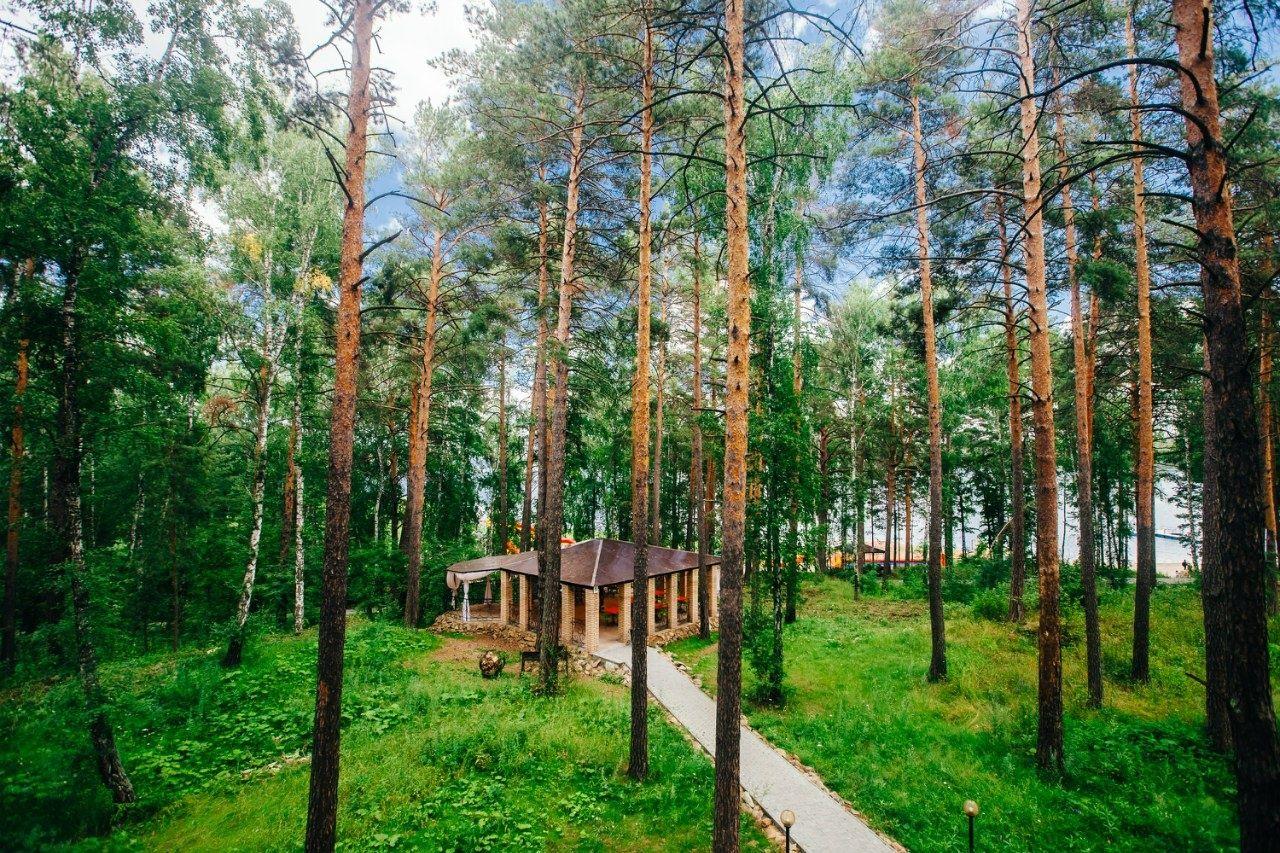 Парк-отель «Юность» Челябинская область, фото 19