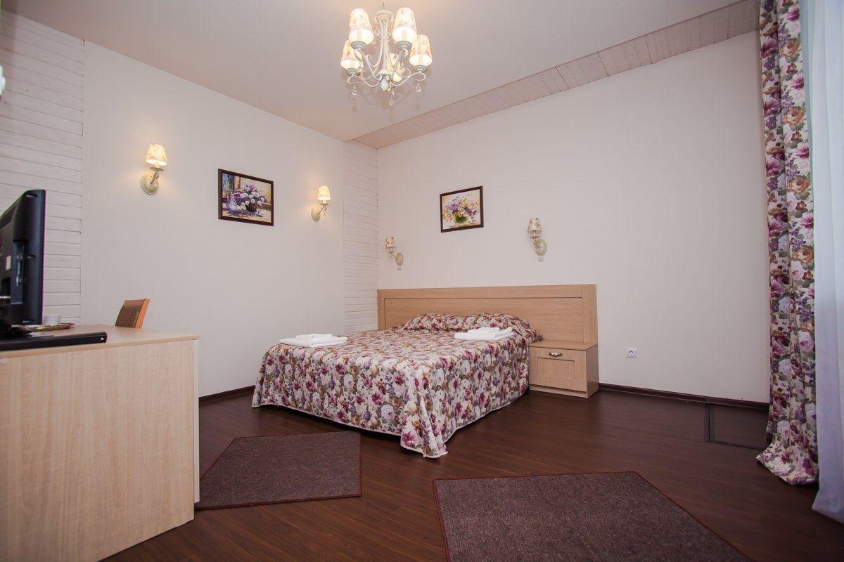 Парк-отель «Юность» Челябинская область 1-комнатный номер, фото 7