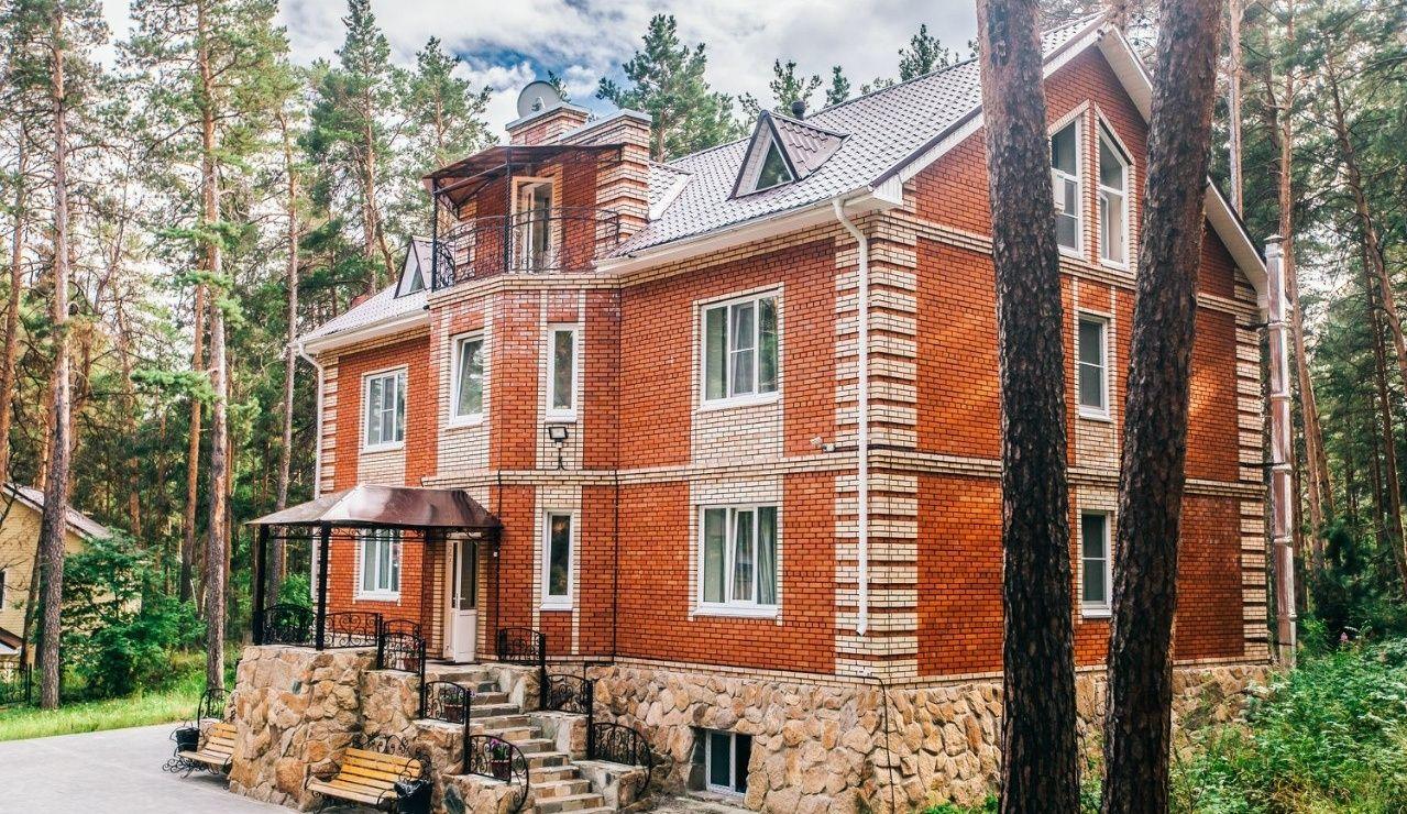 Парк-отель «Юность» Челябинская область, фото 1