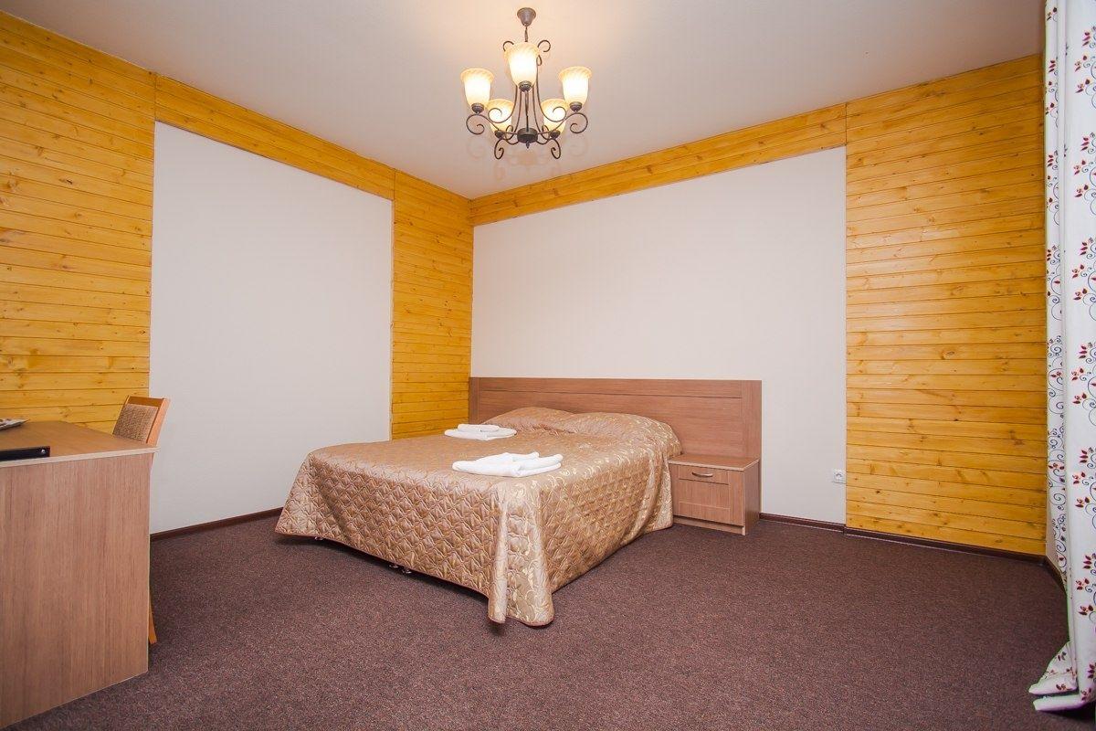 Парк-отель «Юность» Челябинская область 1-комнатный номер, фото 15