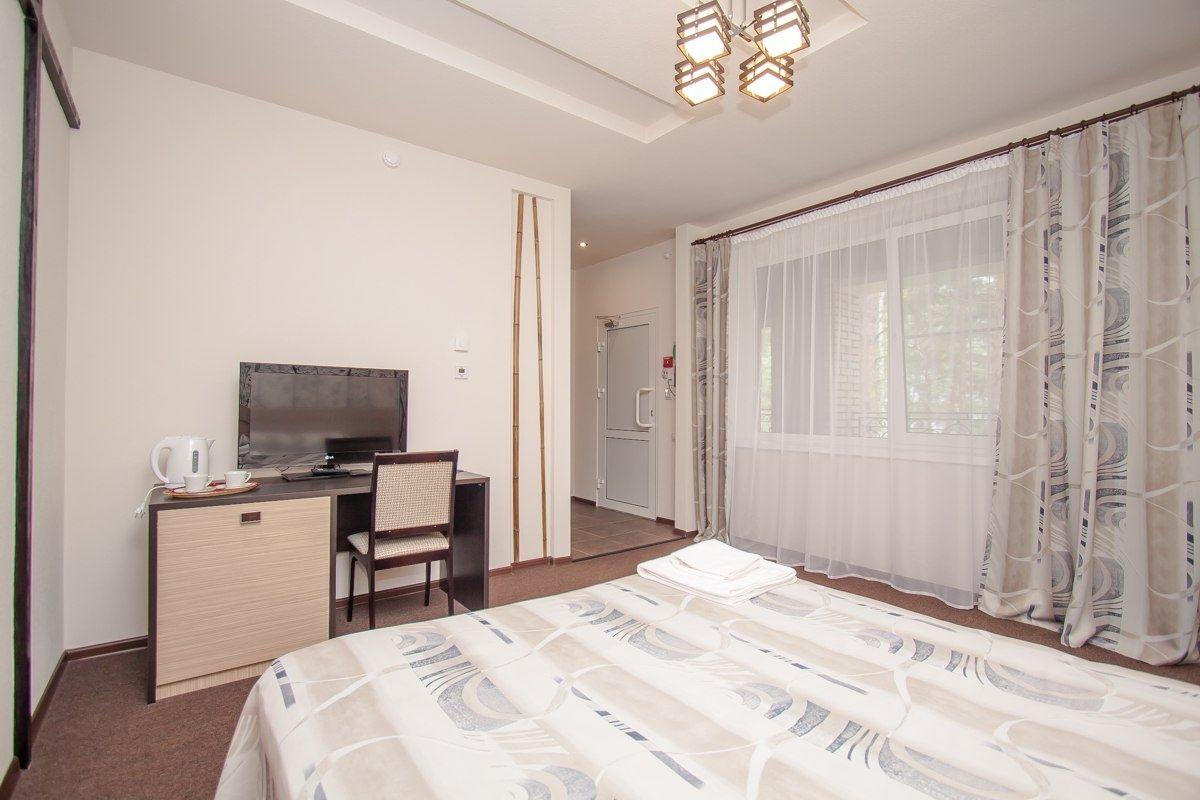 Парк-отель «Юность» Челябинская область 1-комнатный номер, фото 16