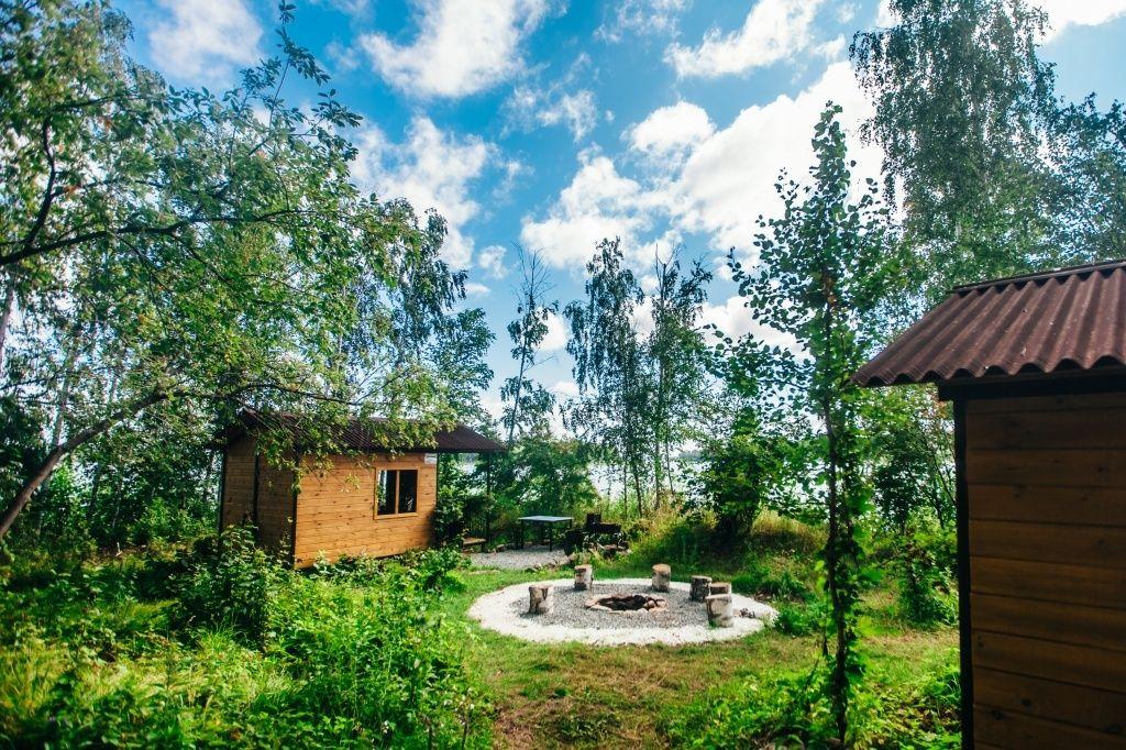 Парк-отель «Юность» Челябинская область Домик для пикника, фото 4