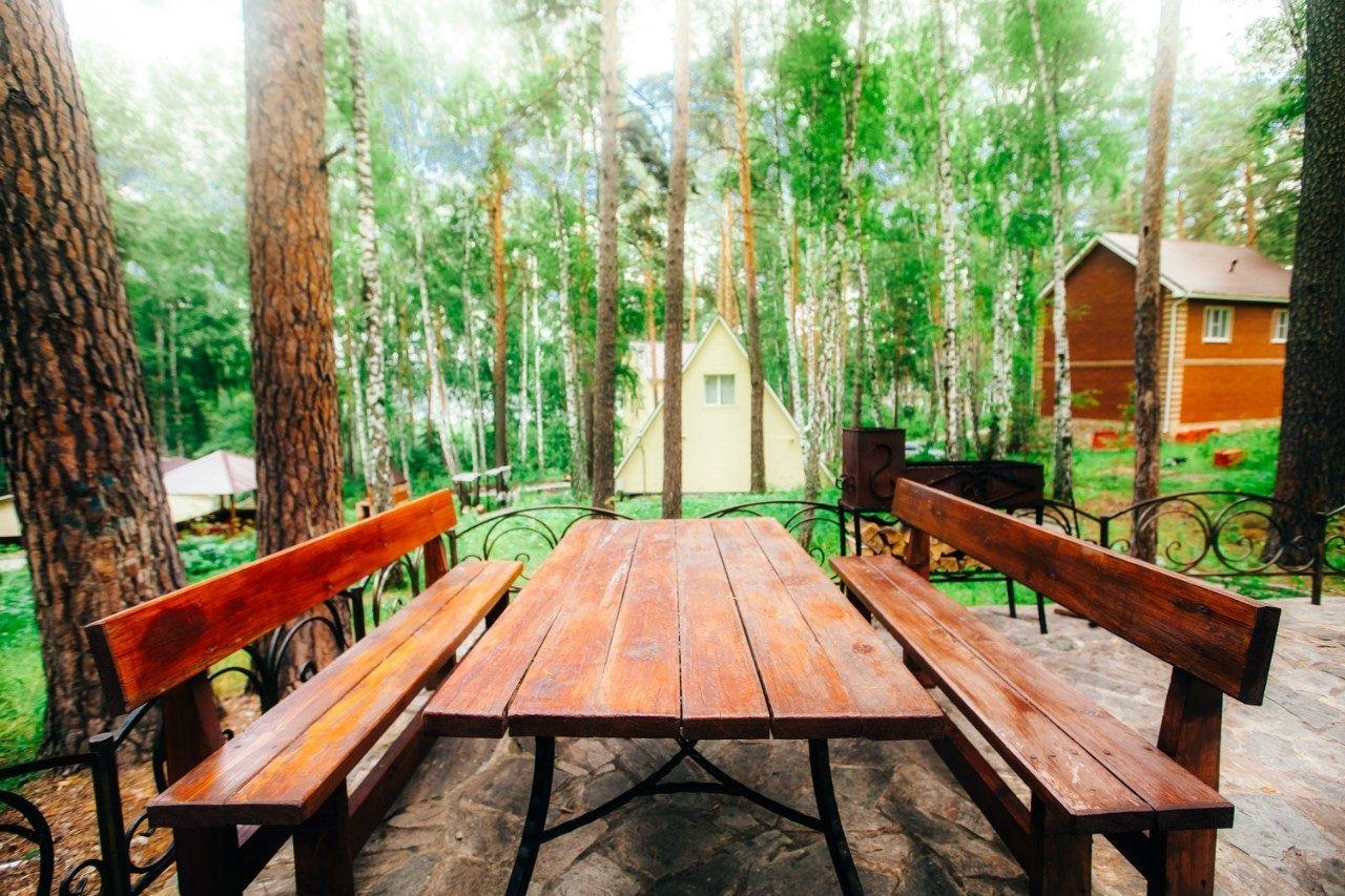 Парк-отель «Юность» Челябинская область Коттедж № 6, фото 15