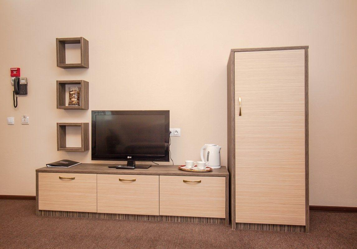 Парк-отель «Юность» Челябинская область 2-комнатный номер «Люкс», фото 6