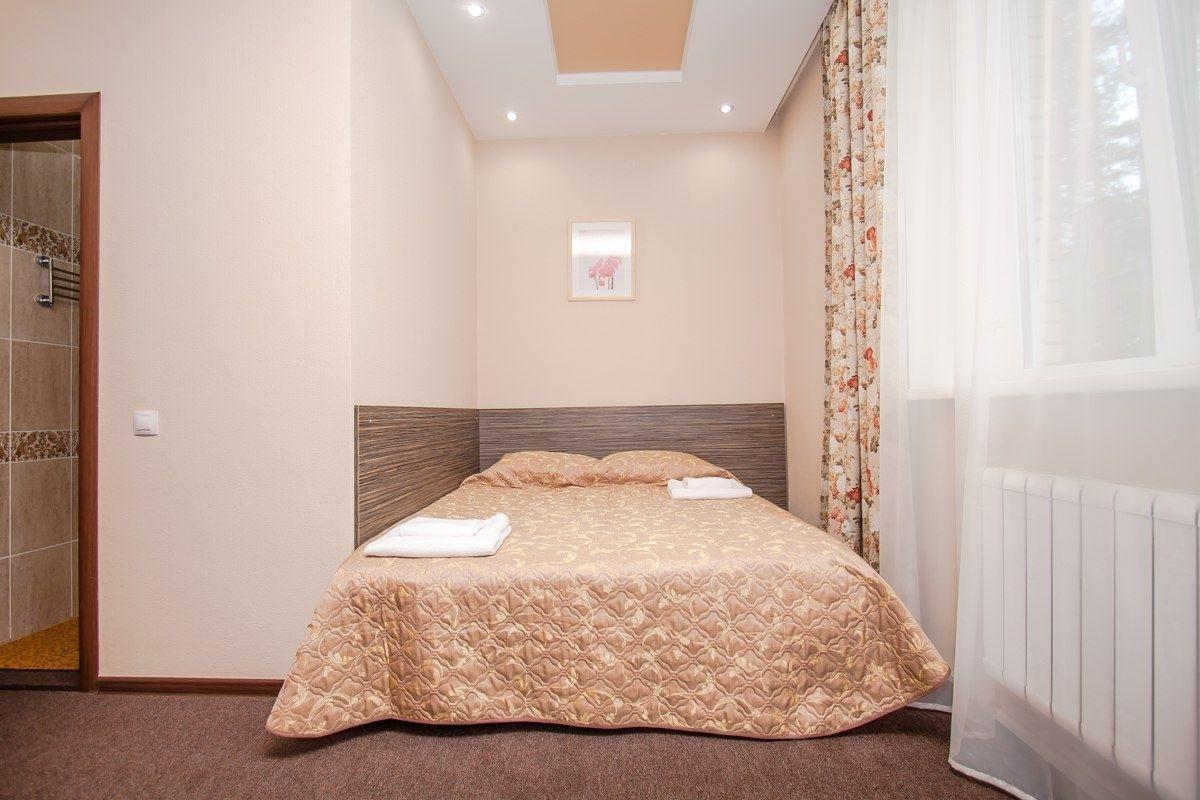 Парк-отель «Юность» Челябинская область 2-комнатный номер «Люкс», фото 1