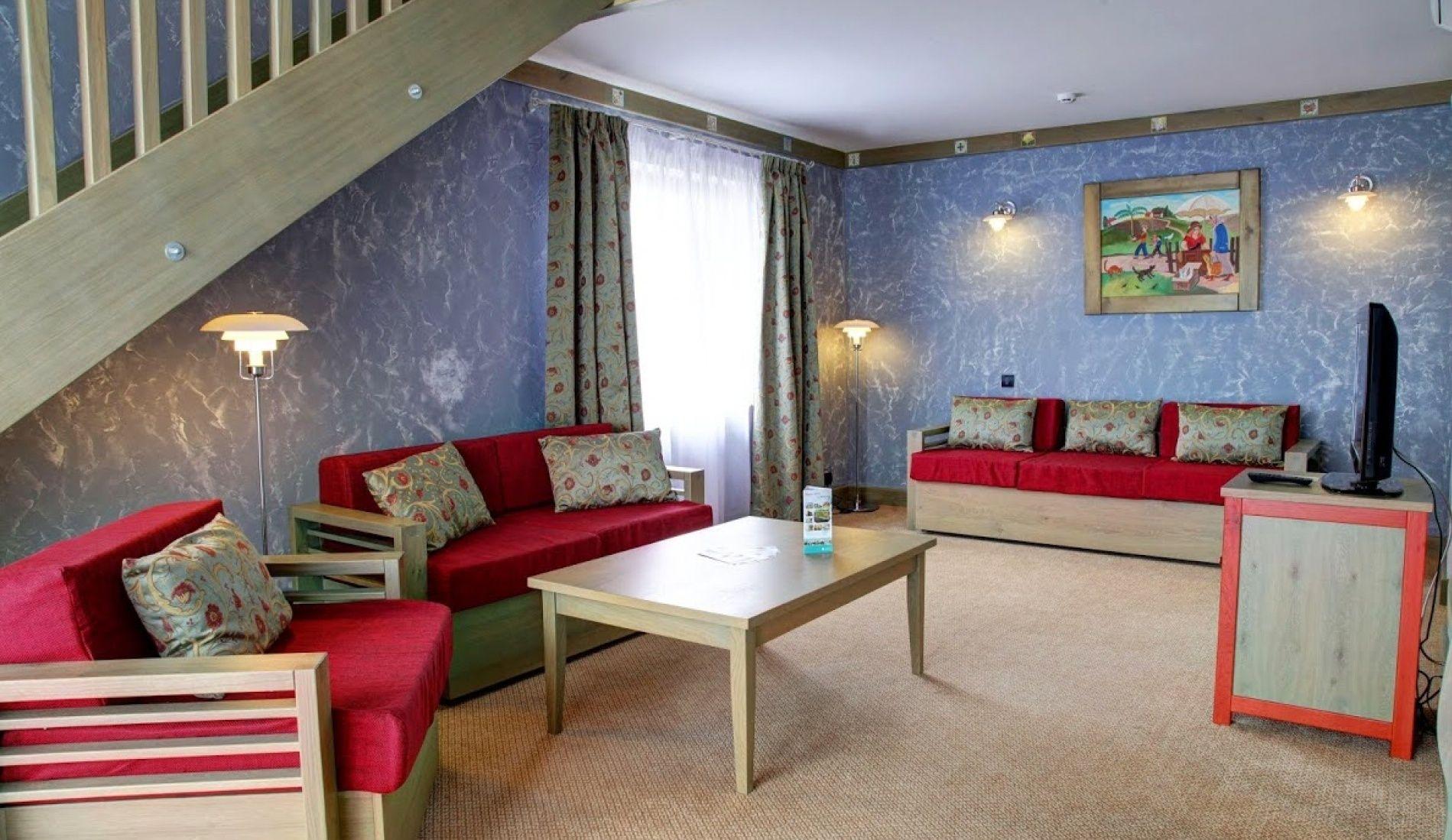 Эвент-отель «Конаково Ривер Клаб» Тверская область Номер «Апартаменты», фото 2