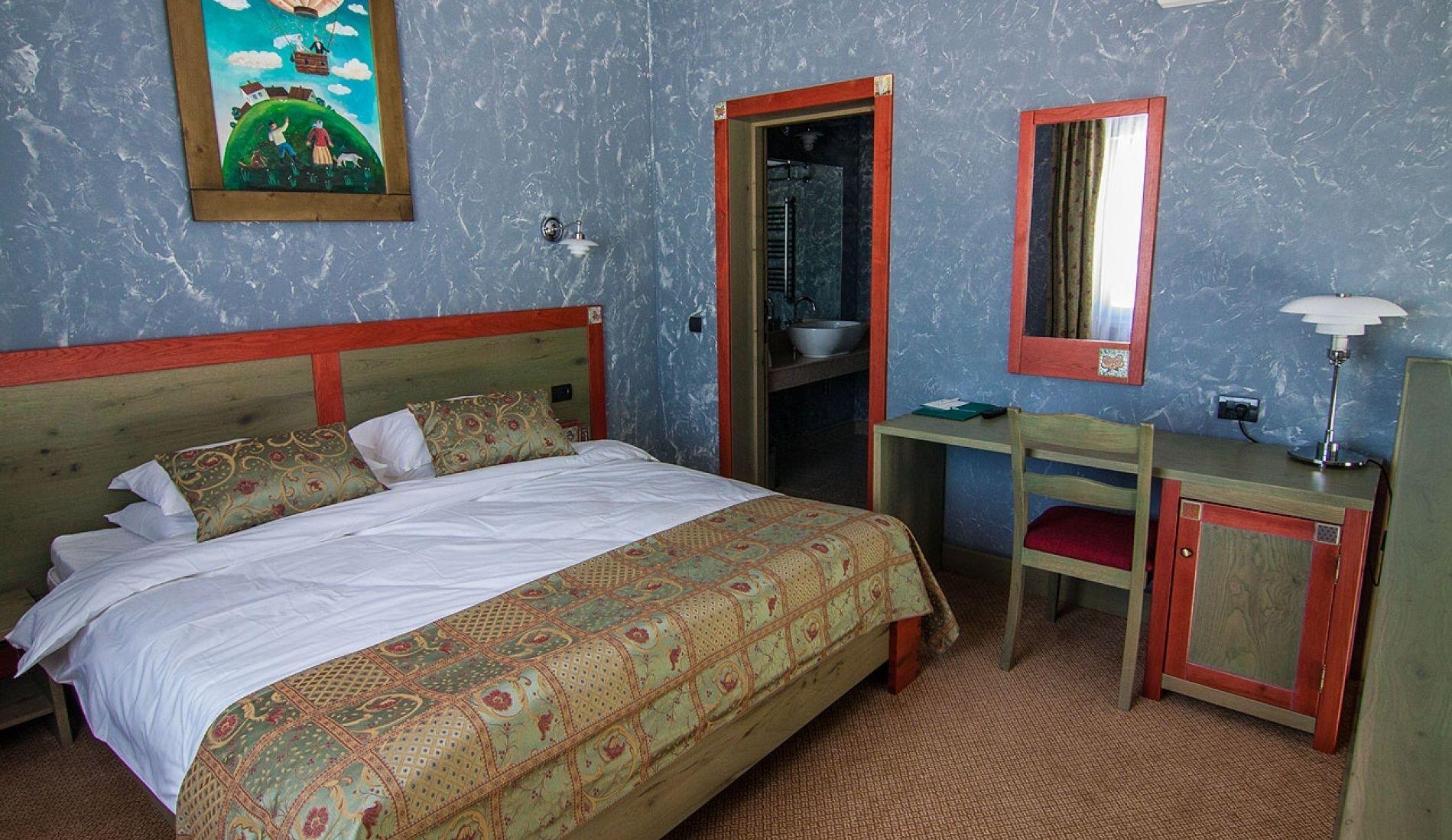 Эвент-отель «Конаково Ривер Клаб» Тверская область Номер «Полулюкс», фото 1