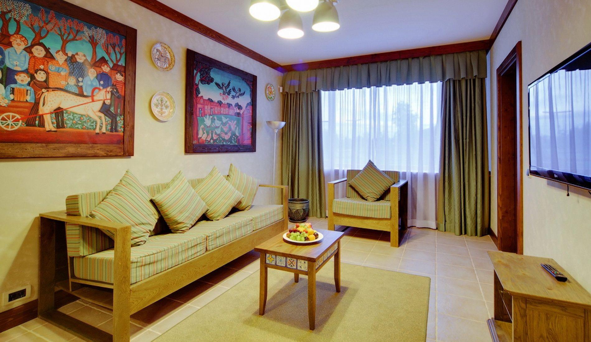 Эвент-отель «Конаково Ривер Клаб» Тверская область Таунхаус «Клео», фото 1