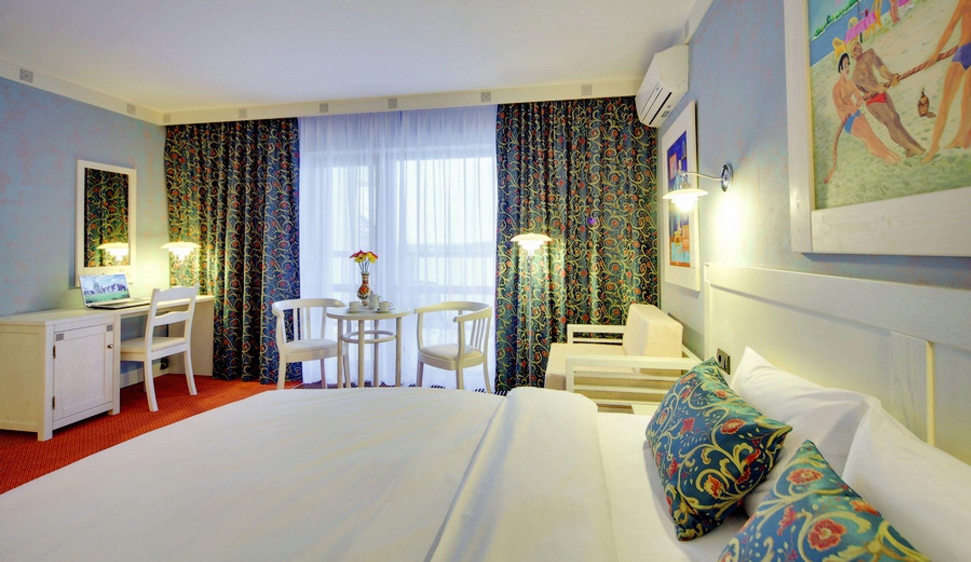 Эвент-отель «Конаково Ривер Клаб» Тверская область Номер «Делюкс», фото 1