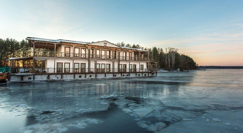 Эвент-отель «Конаково Ривер Клаб» Тверская область, фото 17