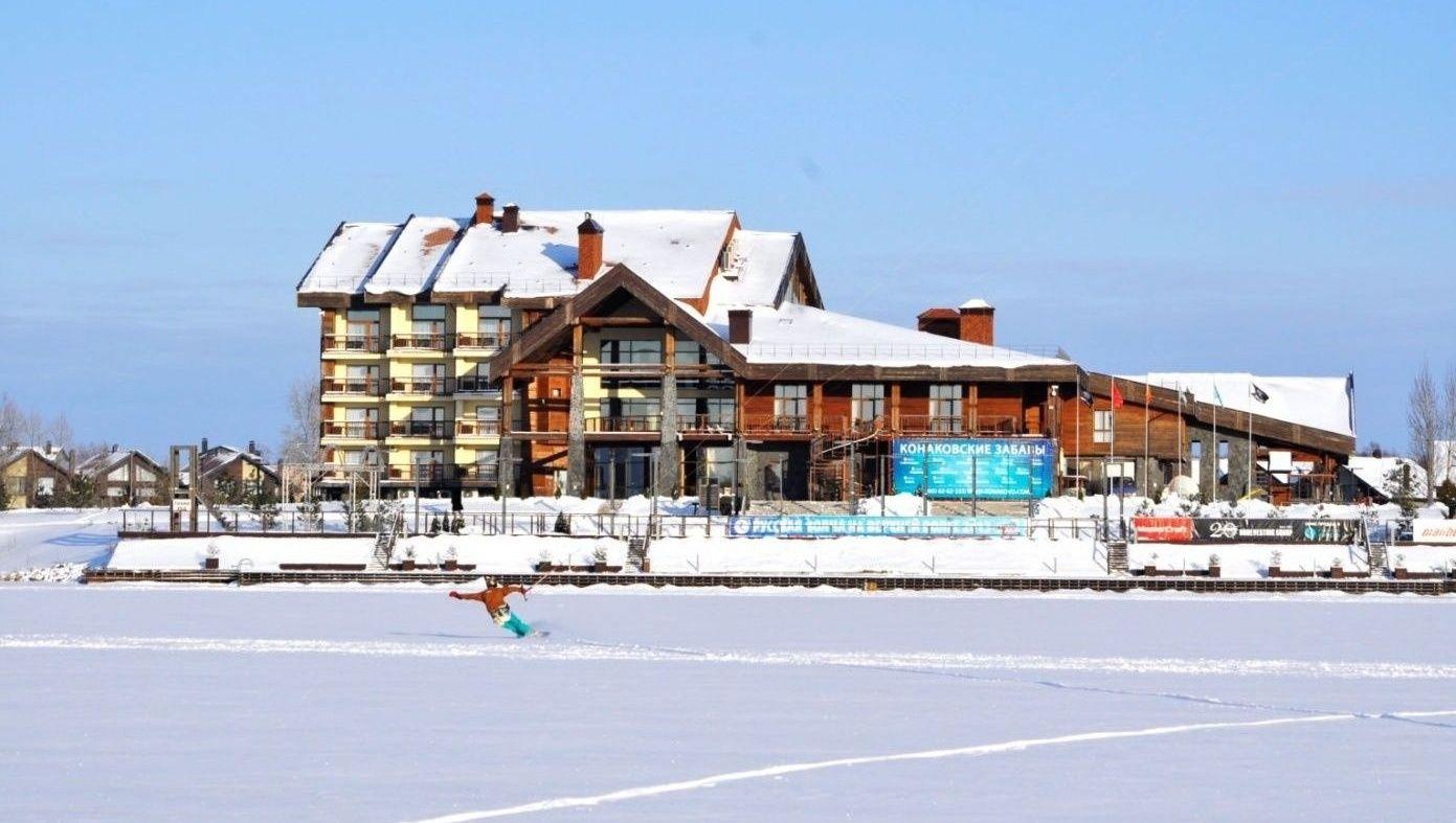 Эвент-отель «Конаково Ривер Клаб» Тверская область, фото 16