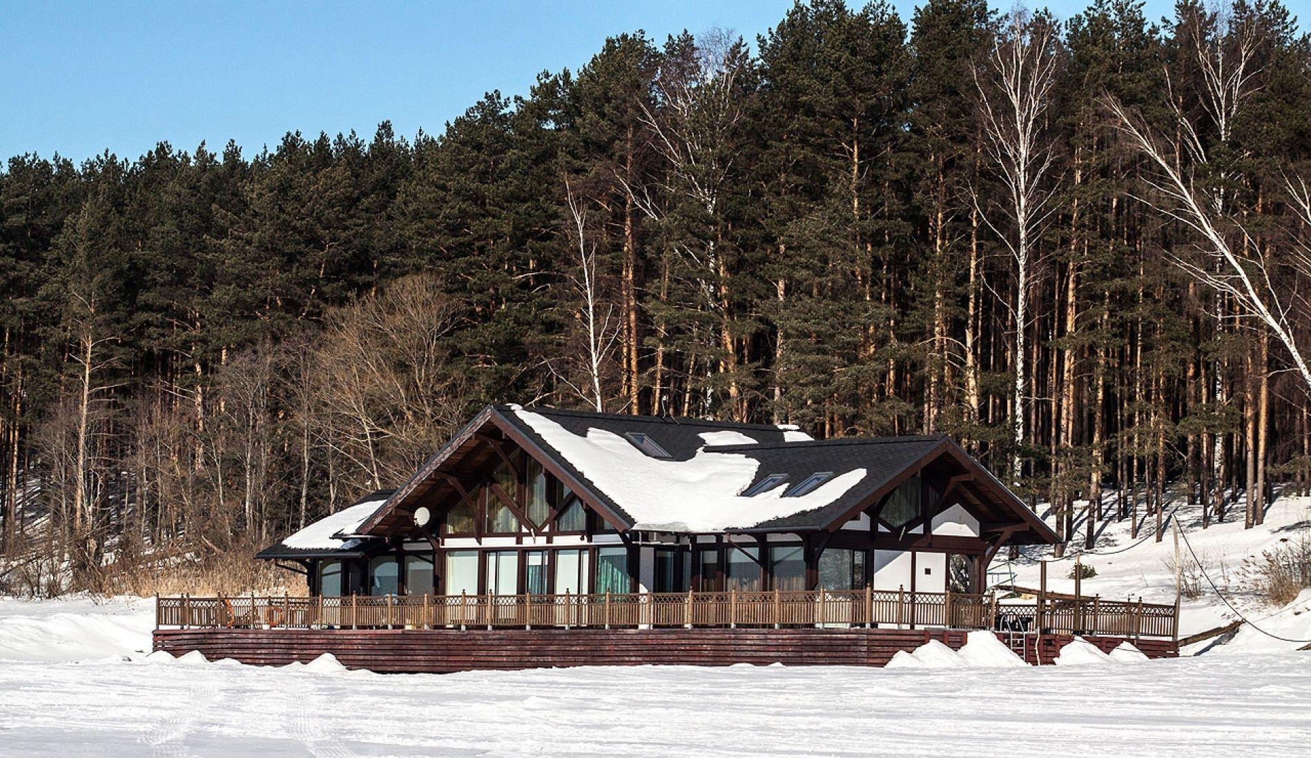 Эвент-отель «Конаково Ривер Клаб» Тверская область, фото 19