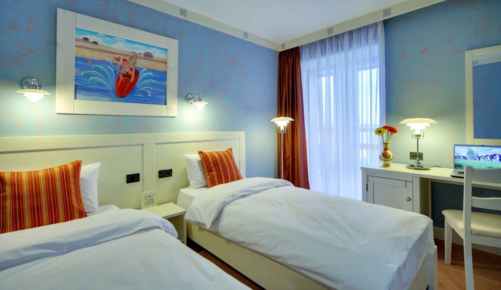 Эвент-отель «Конаково Ривер Клаб» Тверская область Номер «Стандарт +», фото 1