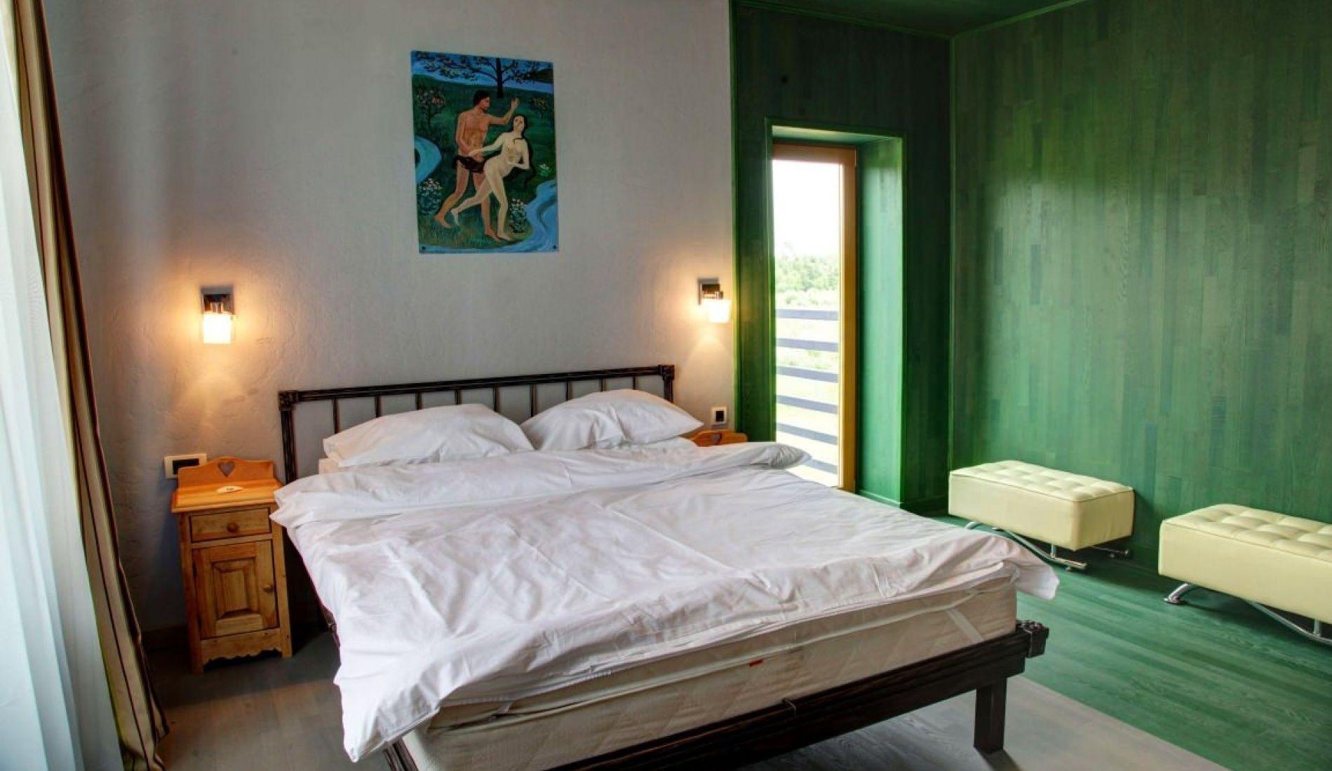 Эвент-отель «Конаково Ривер Клаб» Тверская область Коттедж «Марвел», фото 1
