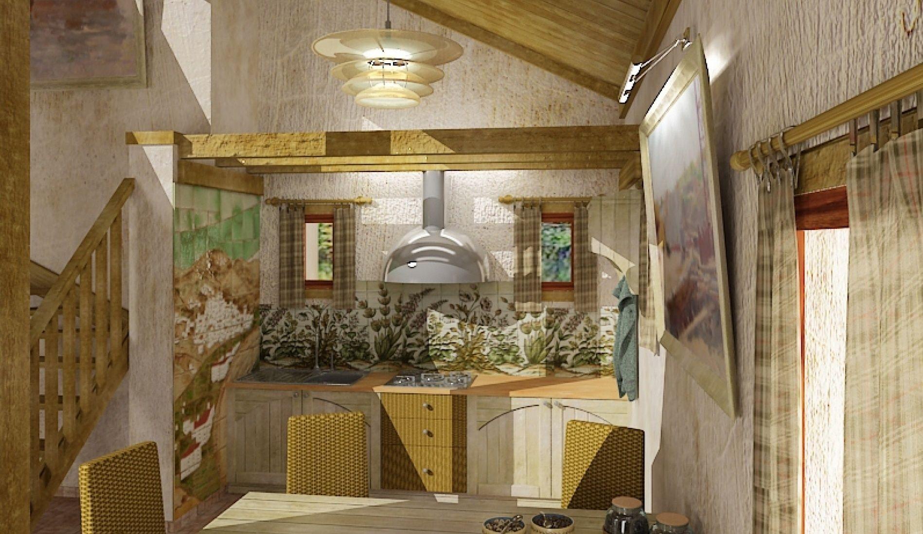 Эвент-отель «Конаково Ривер Клаб» Тверская область Коттедж «Шале», фото 3