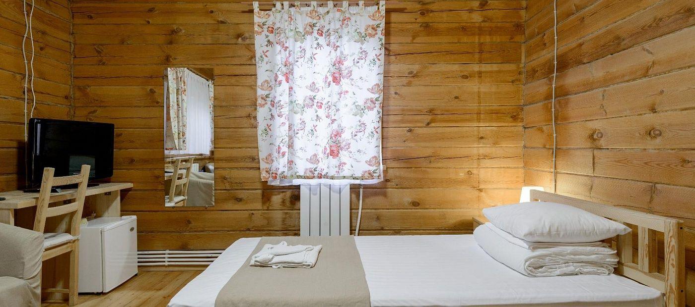 Гостиничный комплекс «CRONA Medical & SPA Hotel» Новосибирская область Евростандарт 2, фото 2