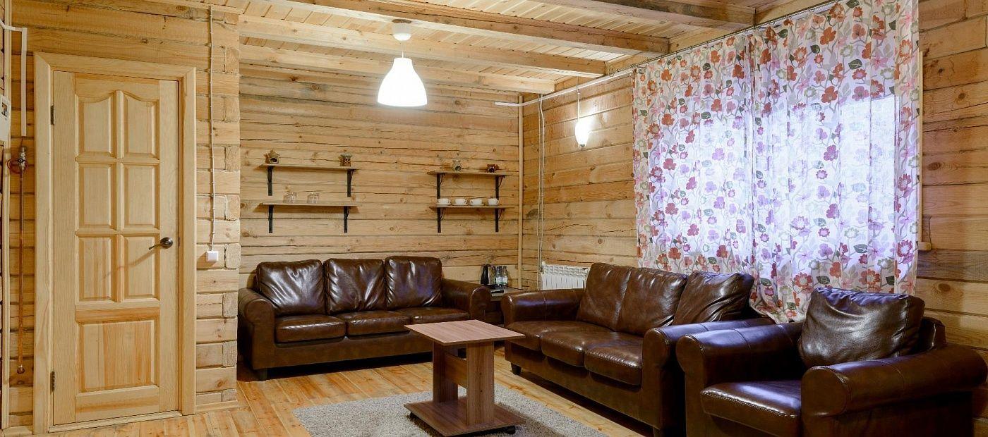 Гостиничный комплекс «CRONA Medical & SPA Hotel» Новосибирская область Коттедж VIP Relax, фото 4