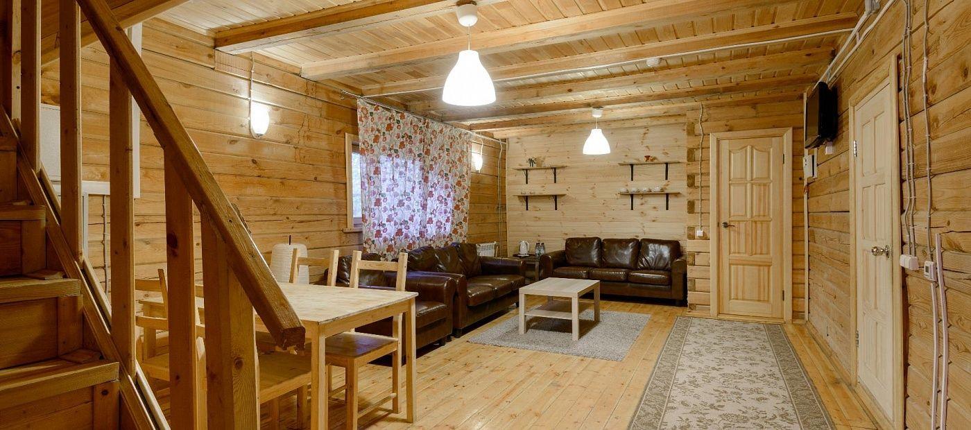 Гостиничный комплекс «CRONA Medical & SPA Hotel» Новосибирская область Коттедж VIP Relax, фото 5