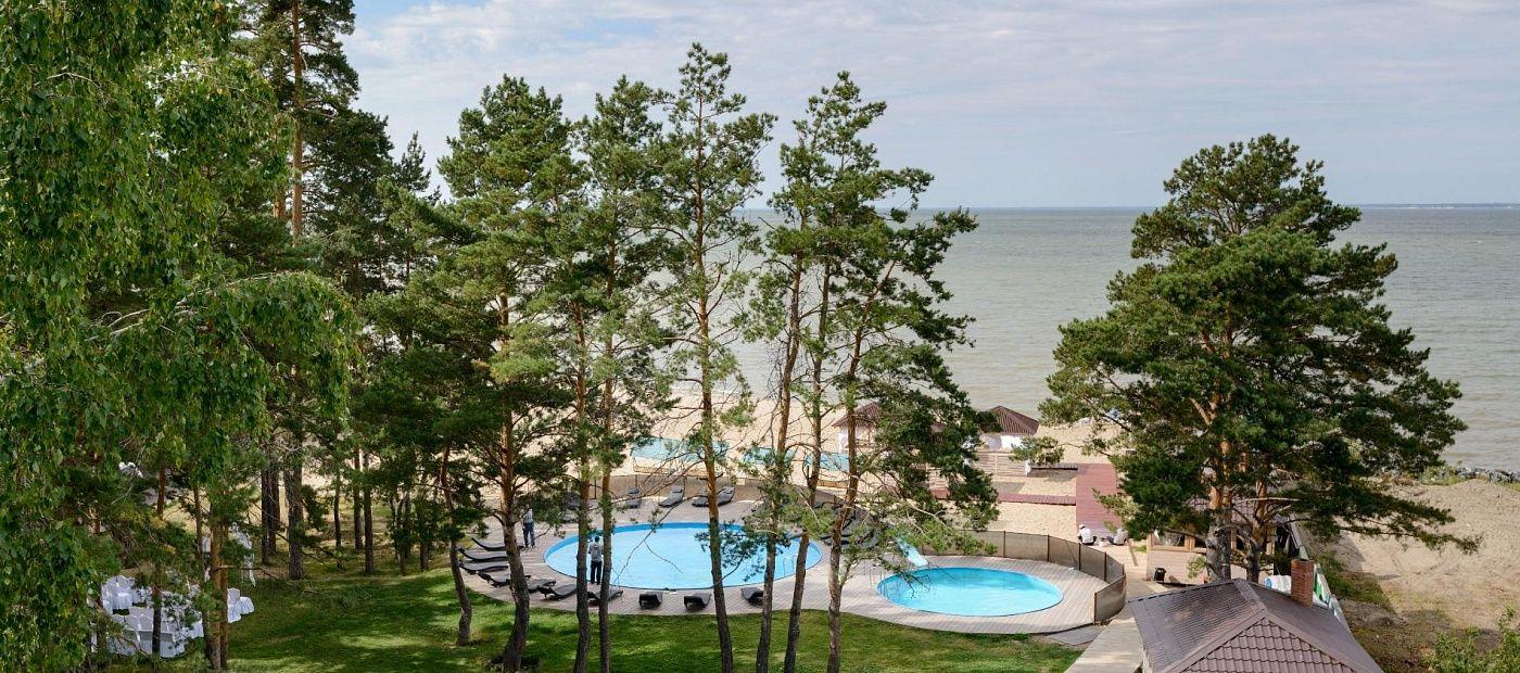 Гостиничный комплекс «CRONA Medical & SPA Hotel» Новосибирская область Евростандарт, фото 7