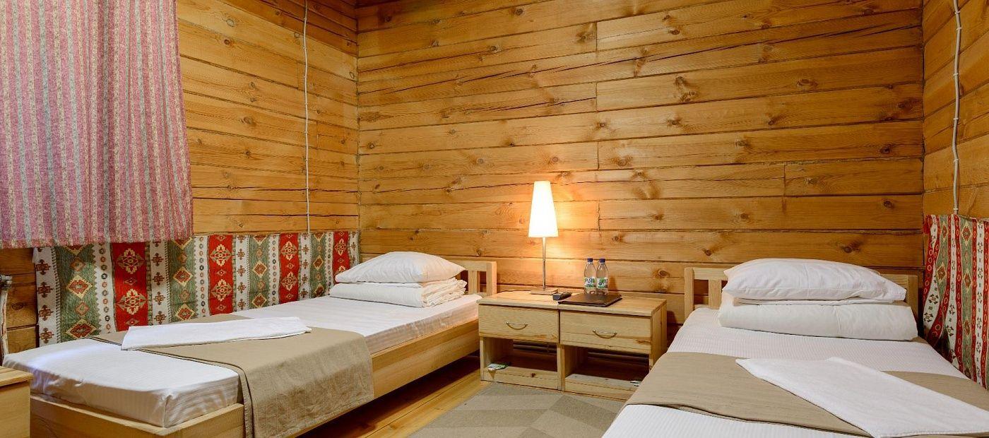 Гостиничный комплекс «CRONA Medical & SPA Hotel» Новосибирская область Эконом, фото 2