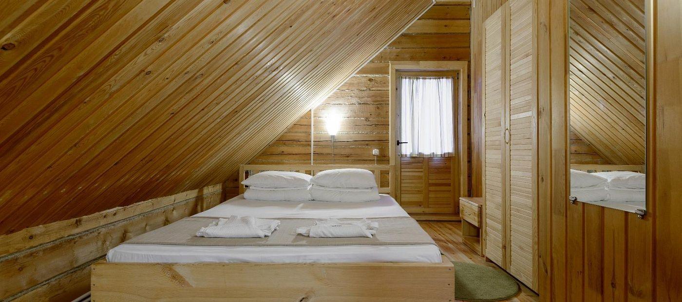 Гостиничный комплекс «CRONA Medical & SPA Hotel» Новосибирская область VIP бунгало, фото 3