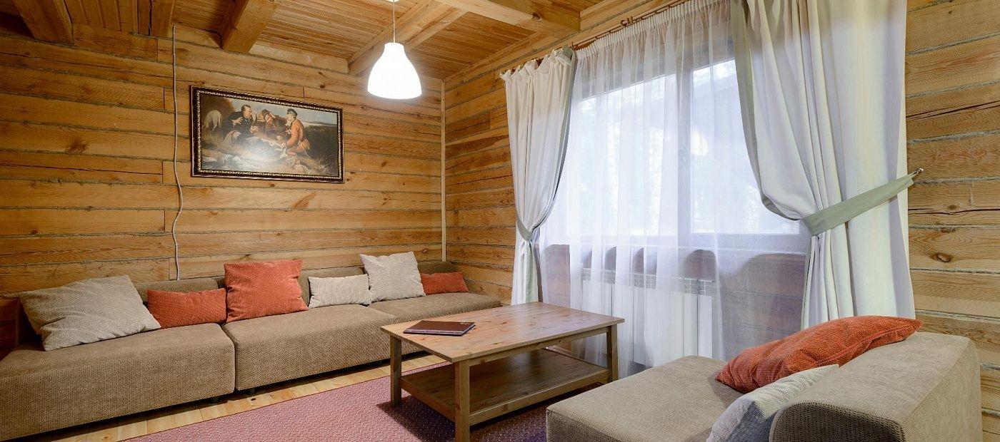 Гостиничный комплекс «CRONA Medical & SPA Hotel» Новосибирская область VIP бунгало, фото 5