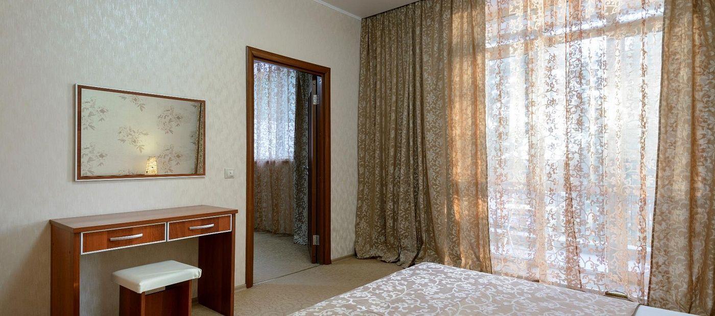 Гостиничный комплекс «CRONA Medical & SPA Hotel» Новосибирская область Люкс бизнес, фото 2