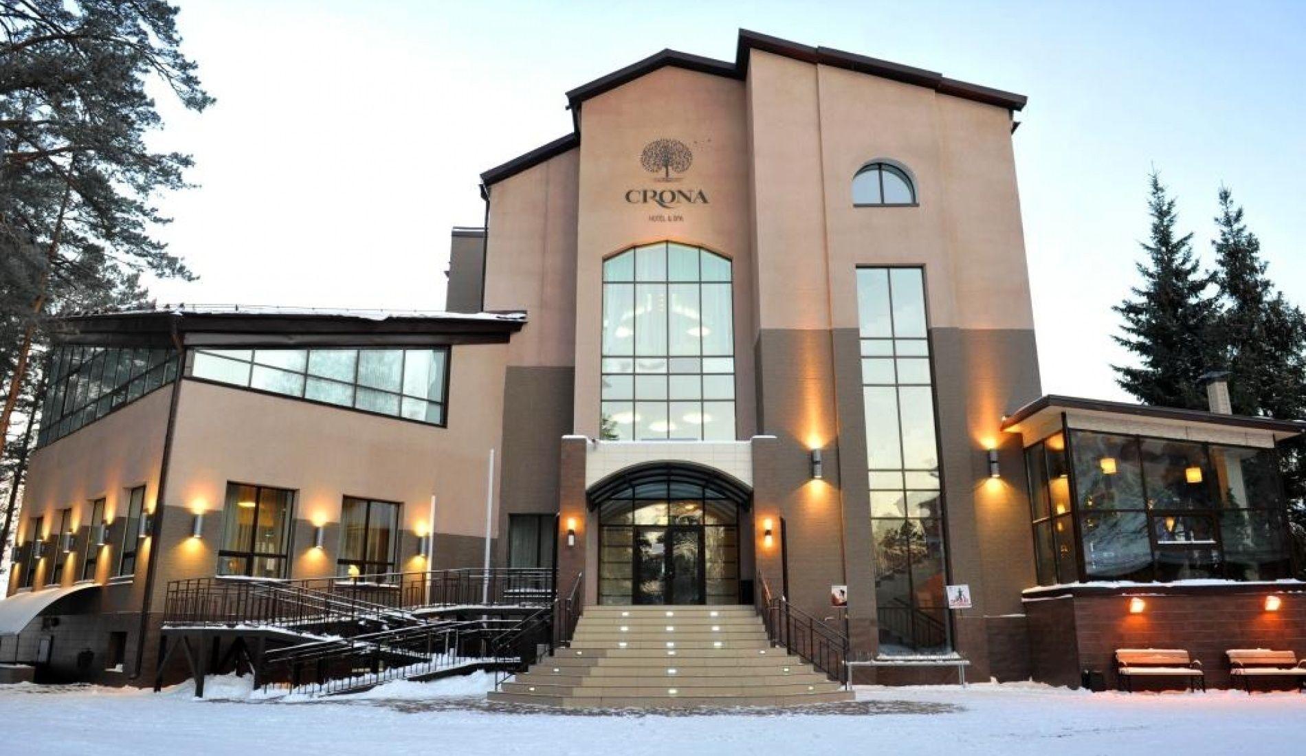 Гостиничный комплекс «CRONA Medical & SPA Hotel» Новосибирская область, фото 1