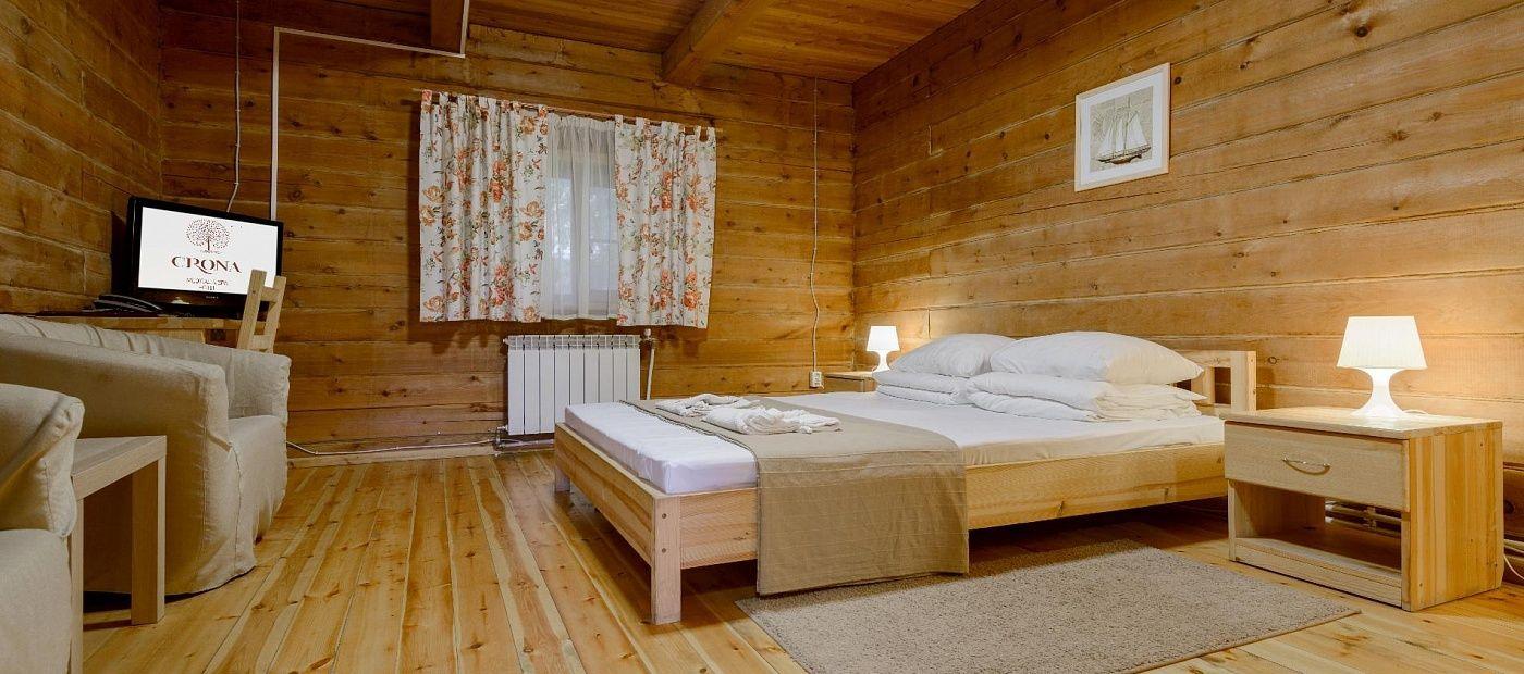 Гостиничный комплекс «CRONA Medical & SPA Hotel» Новосибирская область Евростандарт 4, фото 4