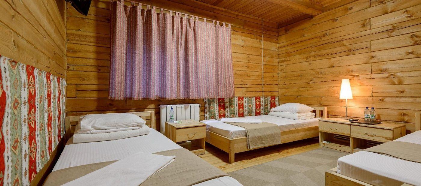 Гостиничный комплекс «CRONA Medical & SPA Hotel» Новосибирская область Эконом, фото 3