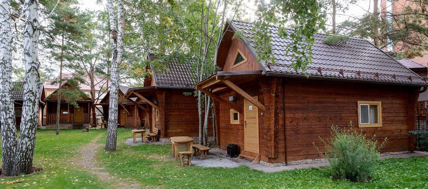 Гостиничный комплекс «CRONA Medical & SPA Hotel» Новосибирская область Евростандарт 4, фото 1