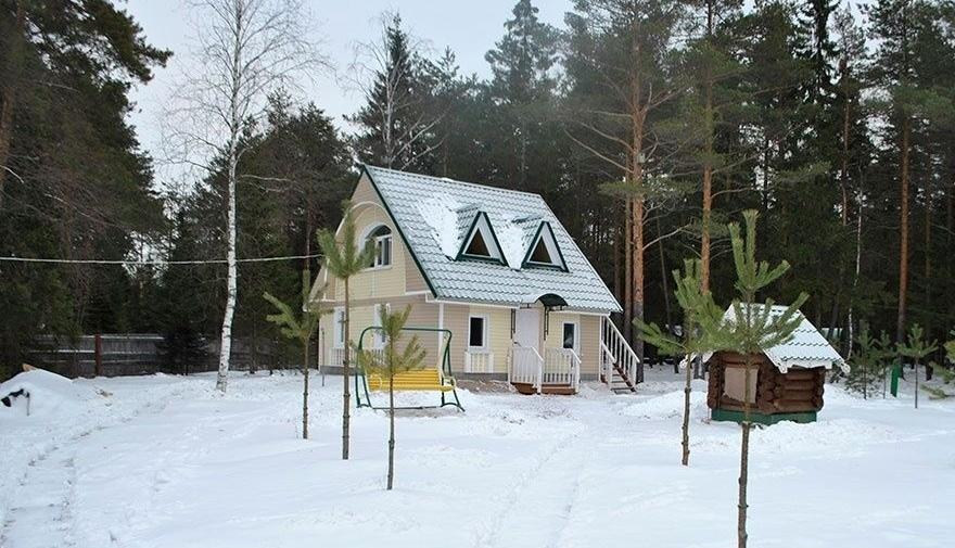 """База отдыха """"Экзопарк Высоковское"""" Вологодская область, фото 9"""