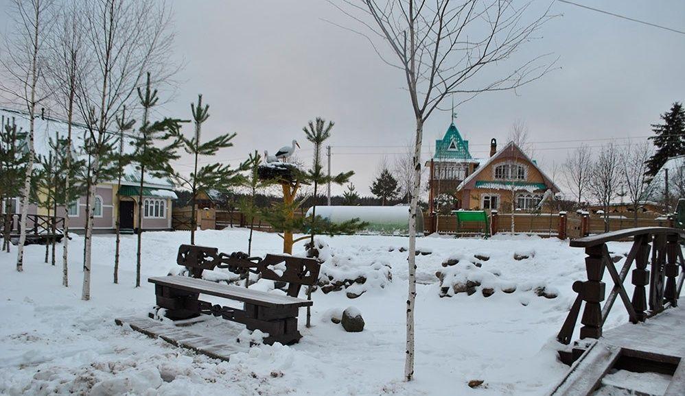 """База отдыха """"Экзопарк Высоковское"""" Вологодская область, фото 10"""