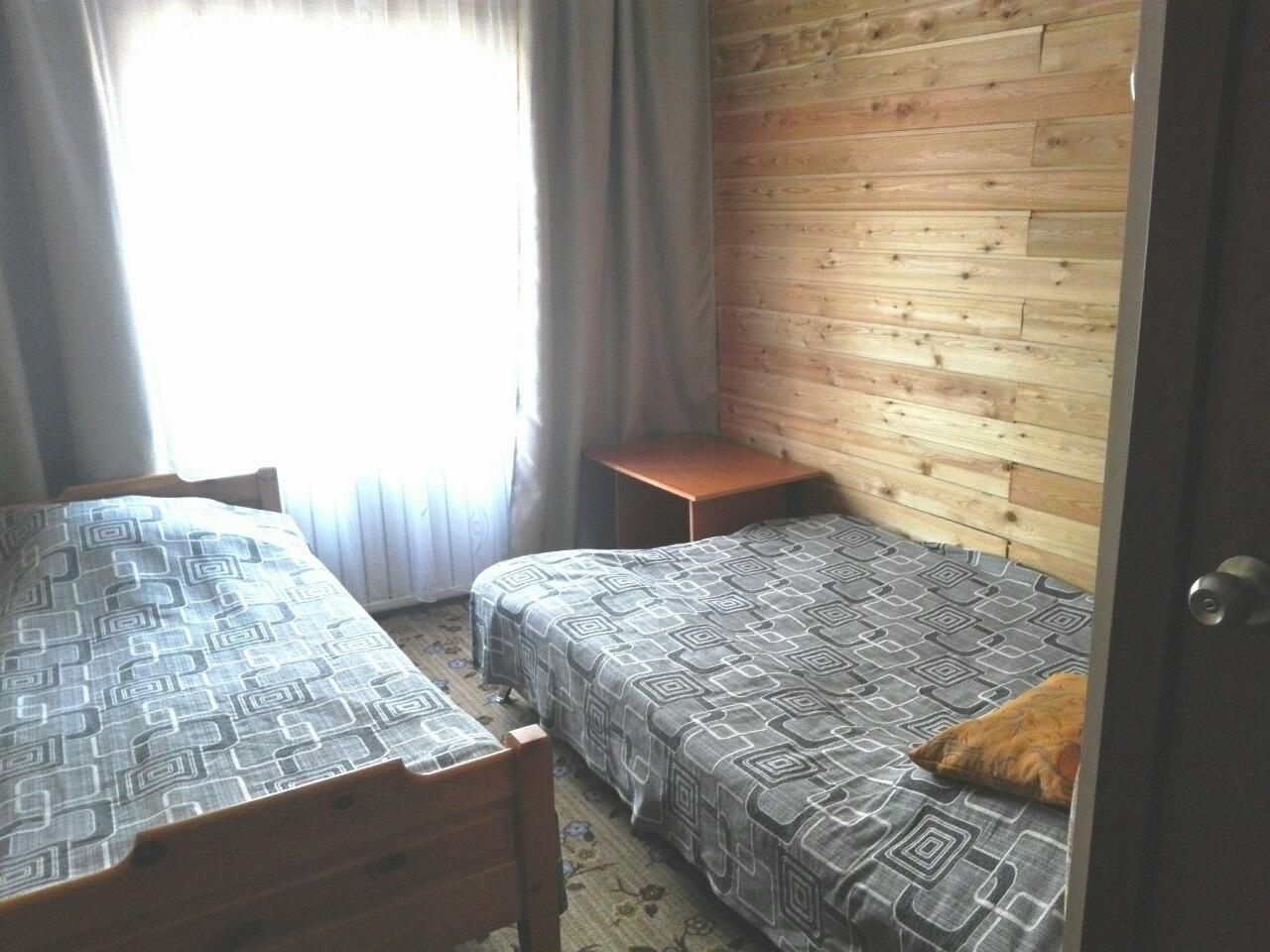 База отдыха «Уюга» Иркутская область Номер «Стандарт», фото 1
