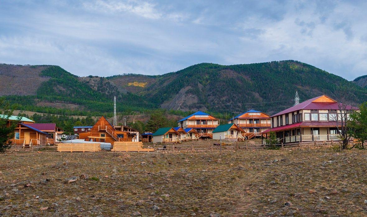 База отдыха «Уюга» Иркутская область, фото 2