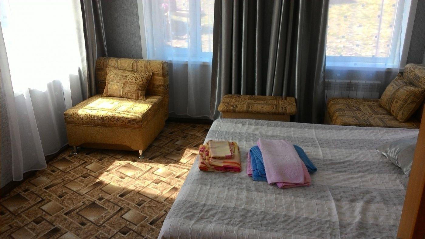 База отдыха «Уюга» Иркутская область Номер «Апартаменты» с кухней, фото 2