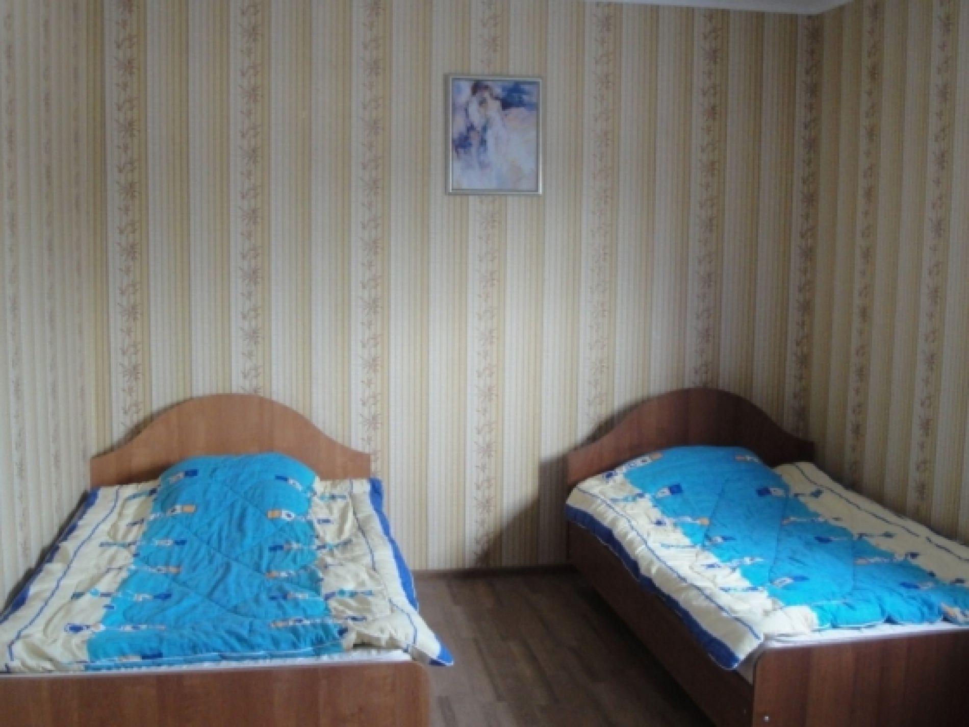 База отдыха «Солнышко» Астраханская область 2-местный домик , фото 1