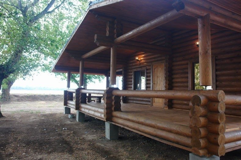 База отдыха «Синяя птица» Астраханская область VIP-дом, фото 1