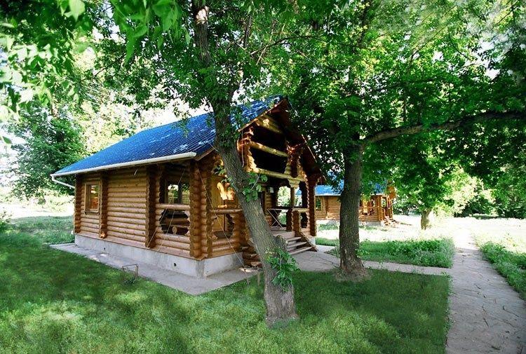 База отдыха «Синяя птица» Астраханская область Коттедж, фото 1