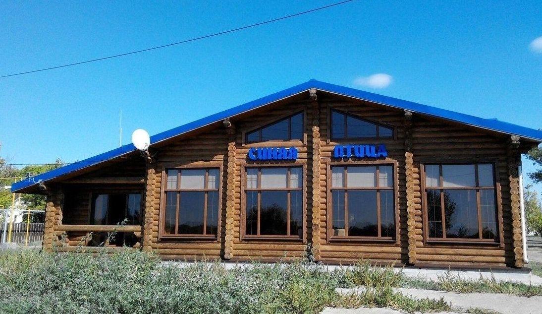 База отдыха «Синяя птица» Астраханская область, фото 1