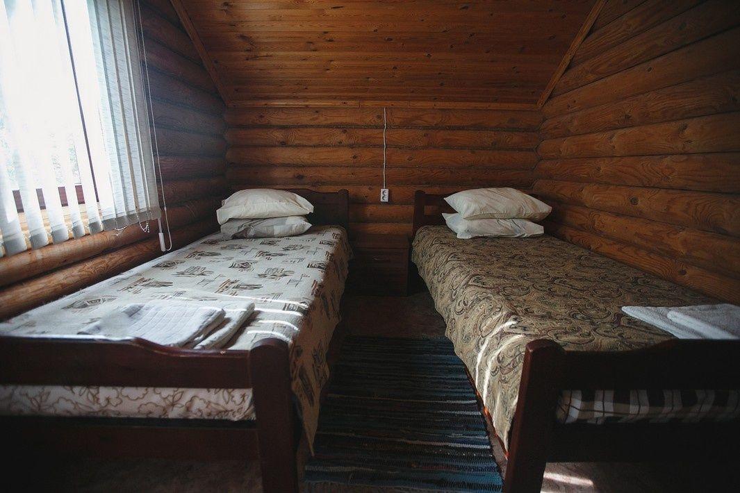 Рыболовная база «Рыбное место» Астраханская область Номер «Стандарт» в 4-местном доме, фото 1