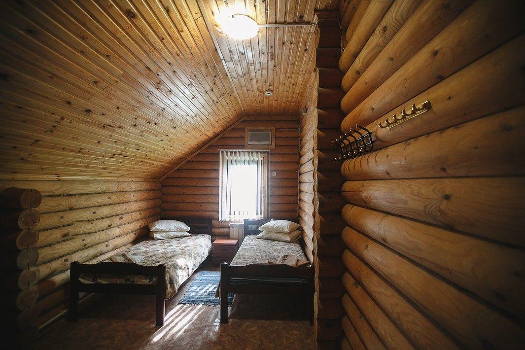 Рыболовная база «Рыбное место» Астраханская область Номер «Стандарт» в 4-местном доме, фото 5