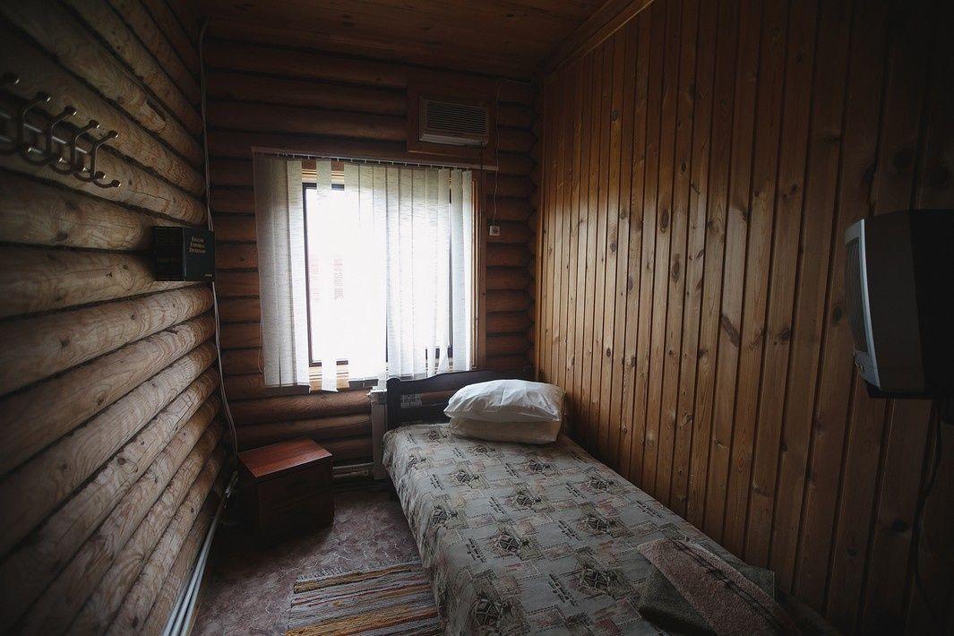 Рыболовная база «Рыбное место» Астраханская область Номер «Стандарт» в 4-местном доме, фото 9