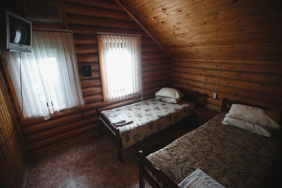 Рыболовная база «Рыбное место» Астраханская область Номер «Стандарт» в 4-местном доме, фото 4