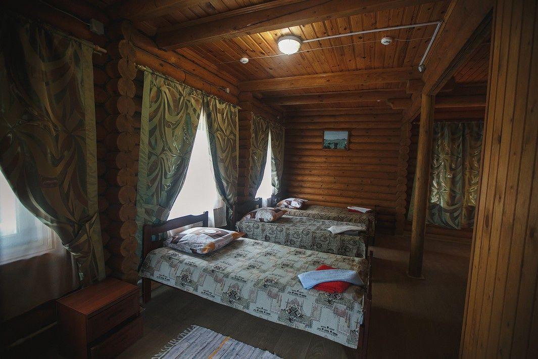 Рыболовная база «Рыбное место» Астраханская область Номер в доме «Люкс», фото 3